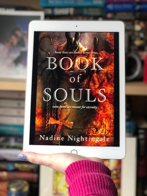 """I'd have more faith in Ramsay Bolton."" And that counts for something, considering he's the most deceiving, mass-murdering Game of Thrones character ever.""  - Nadine Nightingale, Book of Souls"