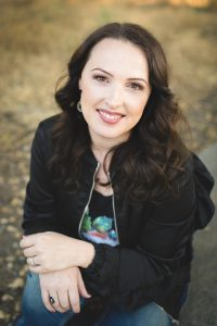 Picture of author, Shannon Dittemore